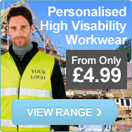 Personalised high viz jackets