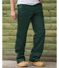 Russell Polycotton Twill Trousers (Tall)