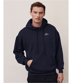Vintage Hooded Sweat with Small logo