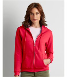 Gildan Heavy Blend™ Ladies' Full Zip Hooded Sweatshirt