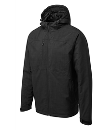 TUFFSTUFF HOPTON HOODED WATERPROOF JACKET