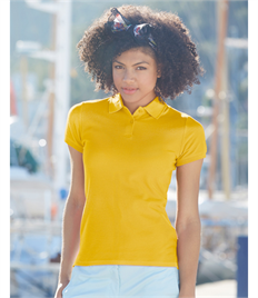 Fruit Of The Loom Ladies' Premium Polo