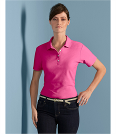 Gildan Softstyle® Ladies' Double Pique Polo