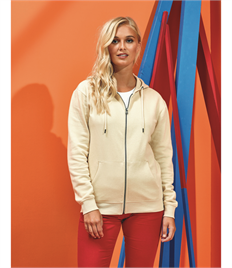 ASQUITH AND FOX LADIES ORGANIC HOODIE