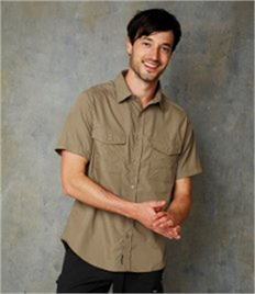 Craghoppers Kiwi Short Sleeve Shirt