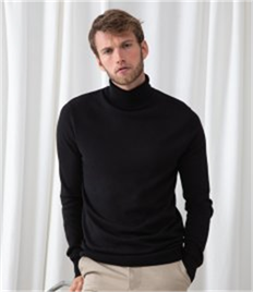 Henbury Roll Neck Sweater