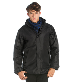 B&C Men's Real+ Heavy Weight Jacket
