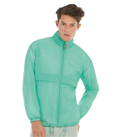 B&C Men's Sirocco Windbreaker Jacket