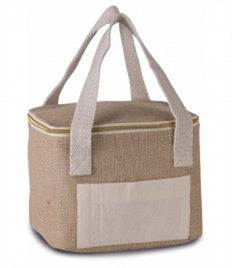 Kimood Small Jute Cool Bag