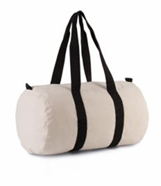 Kimood Cotton Canvas Barrel Bag
