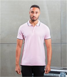 Mantis The Tipped Polo Shirt
