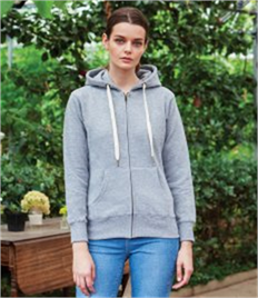 Mantis Women's Superstar Zip Through Hoodie
