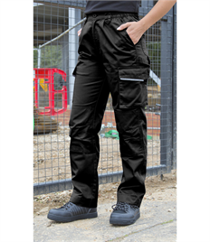 WORK-GUARD by Result Women's Action Trousers
