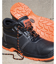 WORK-GUARD by Result Defence Safety Boot