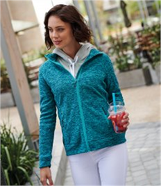 Regatta Ladies Thornly Marl Fleece Jacket