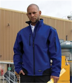 Result Work-Guard Ripstop Soft Shell Jacket