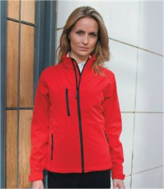 Result Ladies Base Layer Soft Shell Jacket