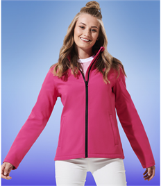Regatta Women's Ablaze Printable Softshell