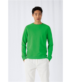 B&C Men's Organic Crew Neck Sweat