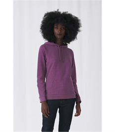 B&C Women's #Hooded Sweat