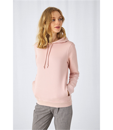 B&C Women's Organic Hooded Sweat