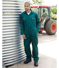 Redhawk Zip Front Coverall (Tall)