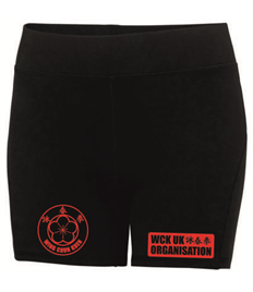 WCK UK SIDCUP Ladies Training Shorts
