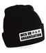 WCK UK HQ Black Beanie