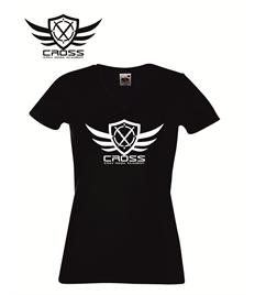 CKM Ladies Cotton T-Shirt
