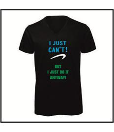 Men's Humorous Awareness Quote V-neck T-Shirt
