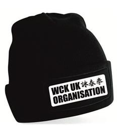 WCK UK Brighton Black Beanie