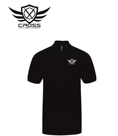 CKM Men's Cotton Polo-Shirt