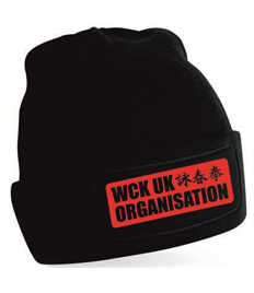 WCK UK Banstead Black Beanie