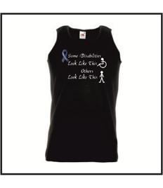 Men's Ribbon Awareness vest