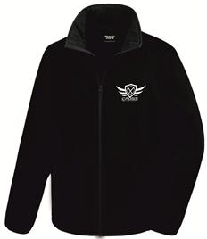 CKM Men's Black Soft Shell Jacket