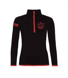 WCK UK East Grinstead Ladies Zip up Midlayer