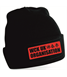 WCK UK Wimbledon Black Beanie