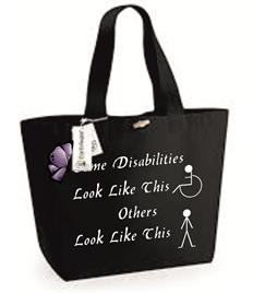 Large Awareness Tote bag