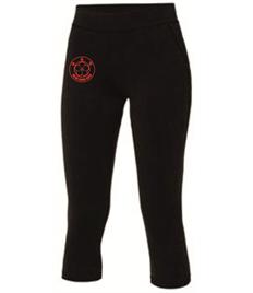 WCK UK HQ Ladies 3/4 Leggings