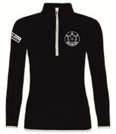 WCK UK Coulsdon & Norwood Ladies Zip up Midlayer