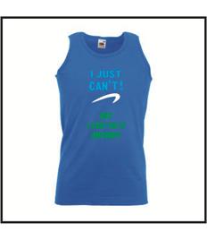 Men's Humorous Awareness Quote vest