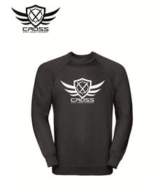 CKM Men's Black Sweater
