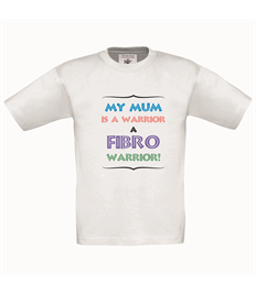 FM Child Warrior Mum T-shirt