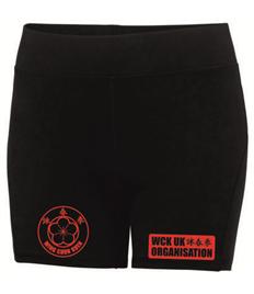 WCK UK HQ Ladies Training Shorts