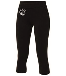 WCK UK East Grinstead Ladies 3/4 Leggings