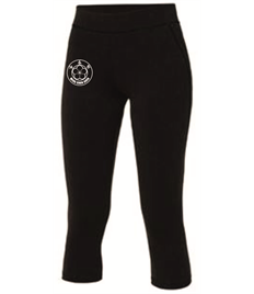 WCK UK HQ Ladies 3/4 Leggings