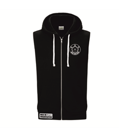 WCK UK East Grinstead Unisex Sleeveless Hoodie