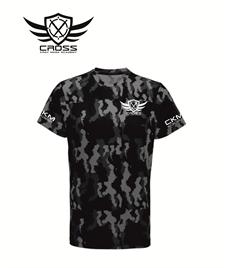 CKM Men's Camouflage T-Shirt